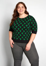 Collectif Collectif Cozy and Cool Pullover Sweater