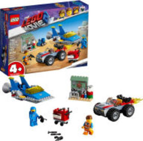 Title: The LEGO Movie 2: Emmet and Benny's 'Build