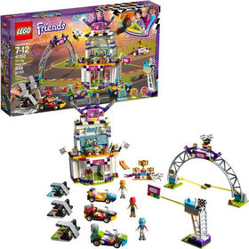 Title: LEGO Friends The Big Race Day 41352