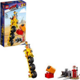 Title: LEGO The LEGO Movie Emmet's Thricycle! 7082