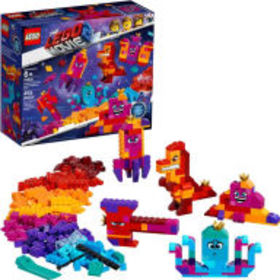 Title: LEGO The LEGO Movie Queen Watevra's Build W