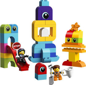 Title: LEGO DUPLO The LEGO Movie 2 Emmet and Lucy'