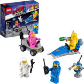 Title: LEGO The LEGO Movie Benny's Space Squad 708