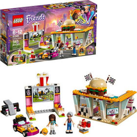 Title: LEGO Friends Drifting Diner 41349