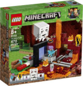 Title: LEGO® Minecraft The Nether Portal 21143