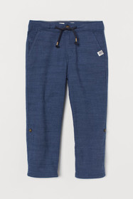 Roll-up Pants