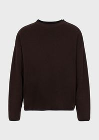 Armani Sweater with zipped shoulder