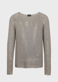 Armani Hemp-fibre sweater