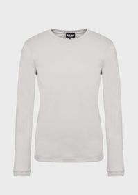 Armani Knit in pure cashmere interlock