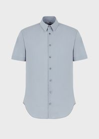 Armani Stretch, short-sleeved shirt