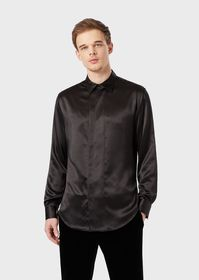 Armani Pure silk shirt