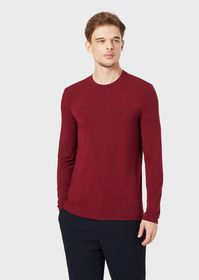 Armani Stretch viscose jersey T-shirt