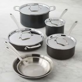 All-Clad LTD 10-Piece Cookware Set