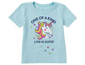 Life Is Good® Toddlers' One of a Kind Crusher Shor