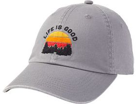 Life Is Good® Kids' Embroidered Artwork Cap