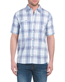DICKIES Cooling Stretch Woven Shirt