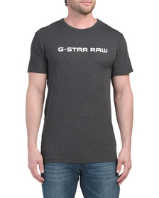 G-STAR RAW Graphic Jersey  Tee