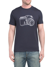 FRENCH CONNECTION Camera Tee