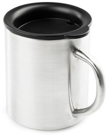 GSI Outdoors Glacier Stainless Camp Cup - 10 fl. o