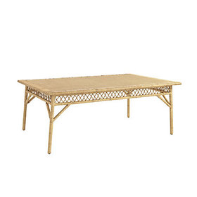 Suzanne Kasler Southport Rattan Dining Table