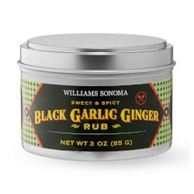 Williams Sonoma Rub, Black Garlic Ginger