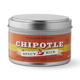 Williams Sonoma Rub, Spicy Chipotle