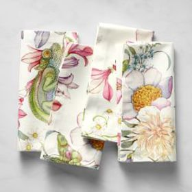 Fairytale Napkins, Set of 4
