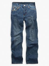 Levi's 514™ Straight Fit Big Boys Jeans 8-20