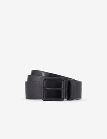 Armani MADE IN ITALY BRAIDED LEATHER BELT