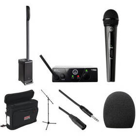 JBL Go Mobile Rechargeable Portable PA Kit with EO