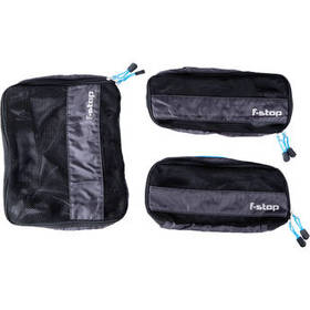 f-stop Packing Cell Kit (3-Pieces, S, M, L, Black)