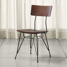 Crate Barrel Elston Dining Chair