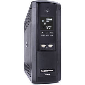 CyberPower BRG1500AVRLCD Intelligent LCD Series Un