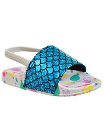 Nicole Miller New York Mermaid Sea Life Back-Strap