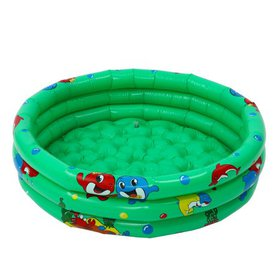 35'' Baby Kids Inflatable Round Swimming PoolPVC 3