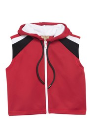 Burberry Michingan Sleeveless Hoodie