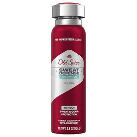 Old Spice Sweat Defense Invisible Spray Antiperspi