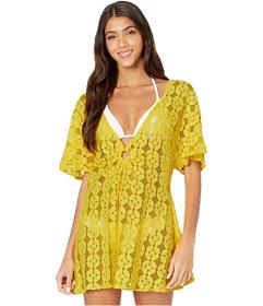 Jessica Simpson Nice Lemons O-Ring Cover-Up