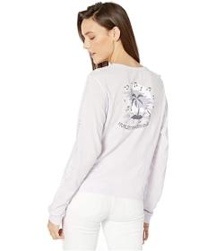 Hurley Record Palms Perfect Long Sleeve