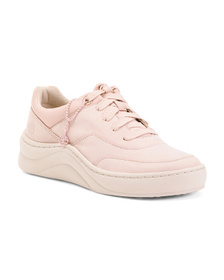Reveal Designer Sport Leather Oxford Sneakers