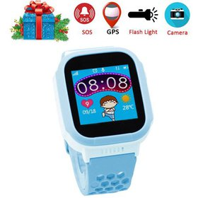 Smart Watch Touch Screen Positioning Phone Watch C