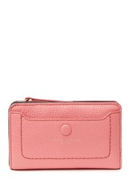 Marc Jacobs Empire City Compact Leather Wallet