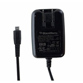 OEM Blackberry Micro USB Cell Phone Travel Wall Ch