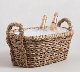 Pottery Barn Katherine Rope Party Bucket