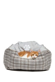Duck River Textile Harlee Large Square Pet Bed
