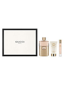 Gucci Guilty 3-Piece Eau de Parfum Set - $175 Valu