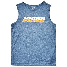 Boys (8-20) Puma Speed Pack Poly Muscle Tank Top