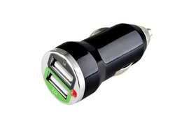 Dual USB 3.1A Car Charger Adapter Plug for iPhone