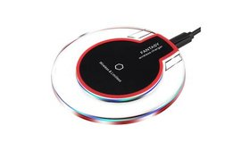 Qi Wireless Charging Pad Charger for Samsung Galax