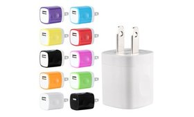 4x USB Wall Charger Power Adapter US Plug For iPho